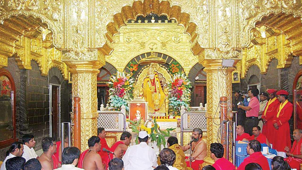 Shirdi-Sai-Temple